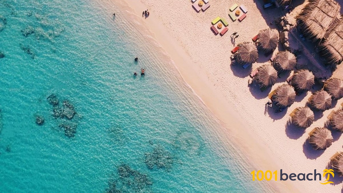Mahmya Island Beach