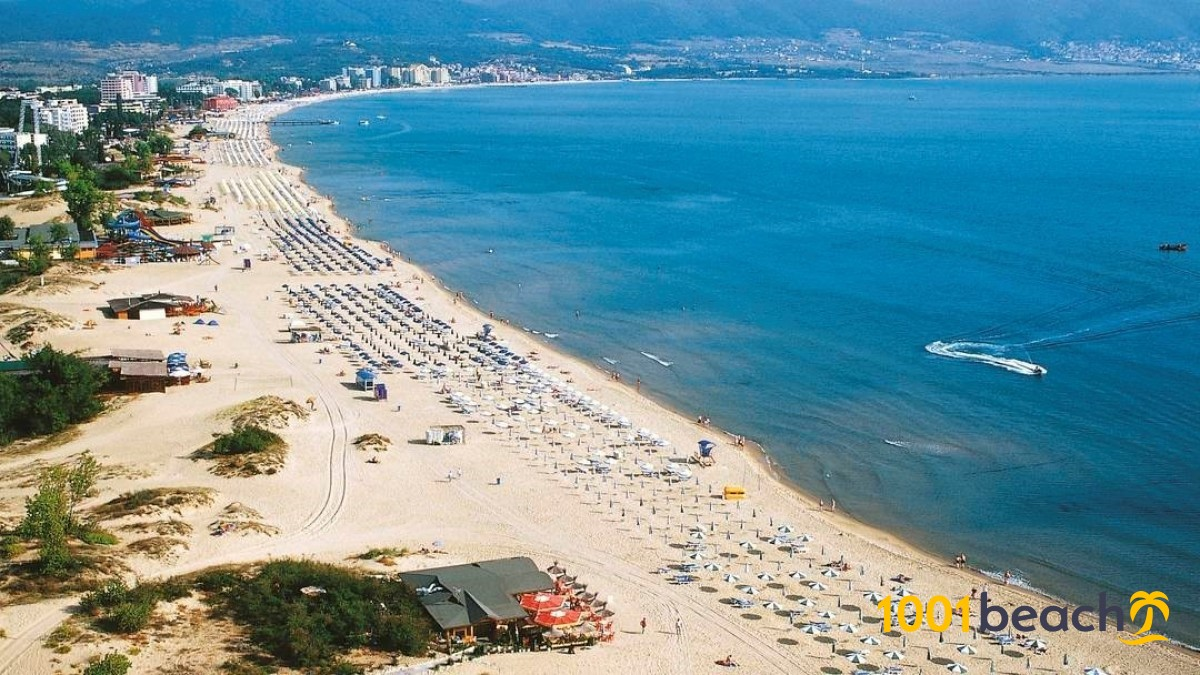 egyetlen ünnep bulgária strand arany