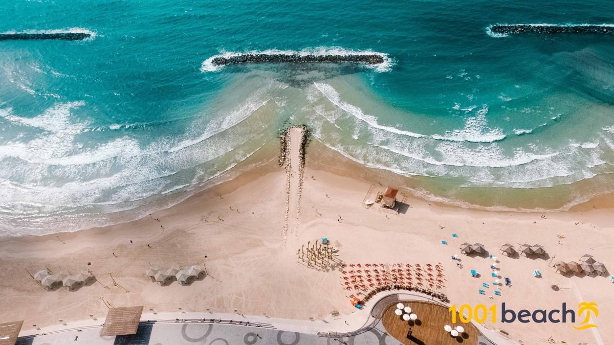 Playa Frishman (Frishman beach)