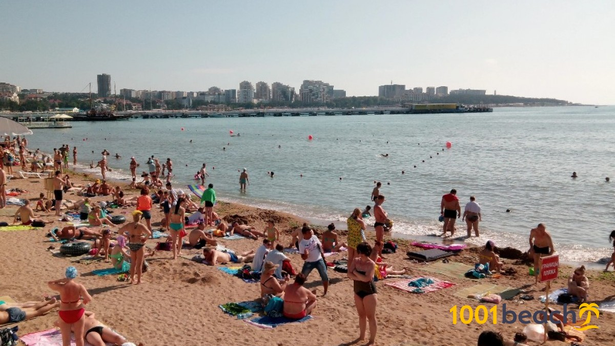 The Best Beaches In Krasnodar Krai